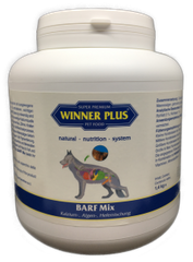 WINNER PLUS BARF Mix 1400 g
