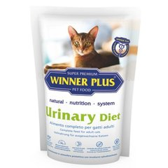 Winner Plus Super Premium Cat Urinary diet 300 г